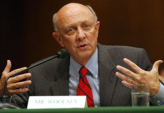 Former CIA chief Woolsey quits Trump team over intelligence concerns