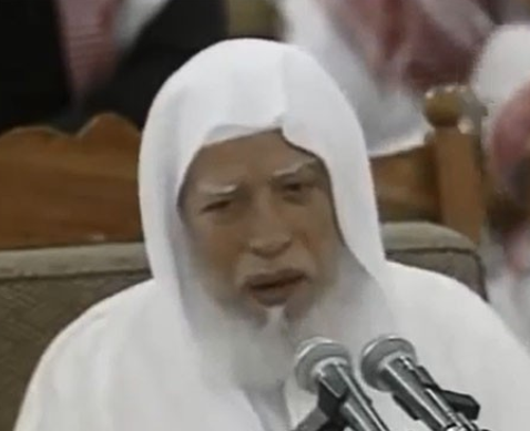 وفاة الشيخ أبو بكر الجزائري