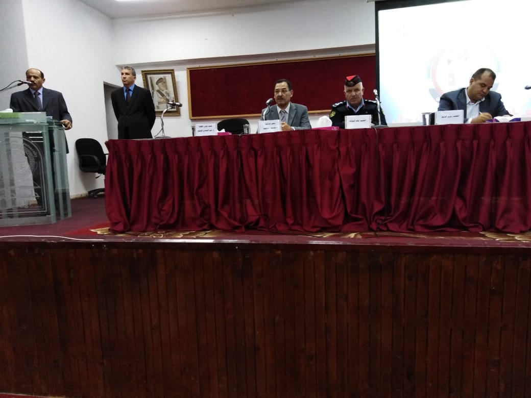 ندوة حوارية عن مبادرة  فتبينو  في جامعة جرش..مصور