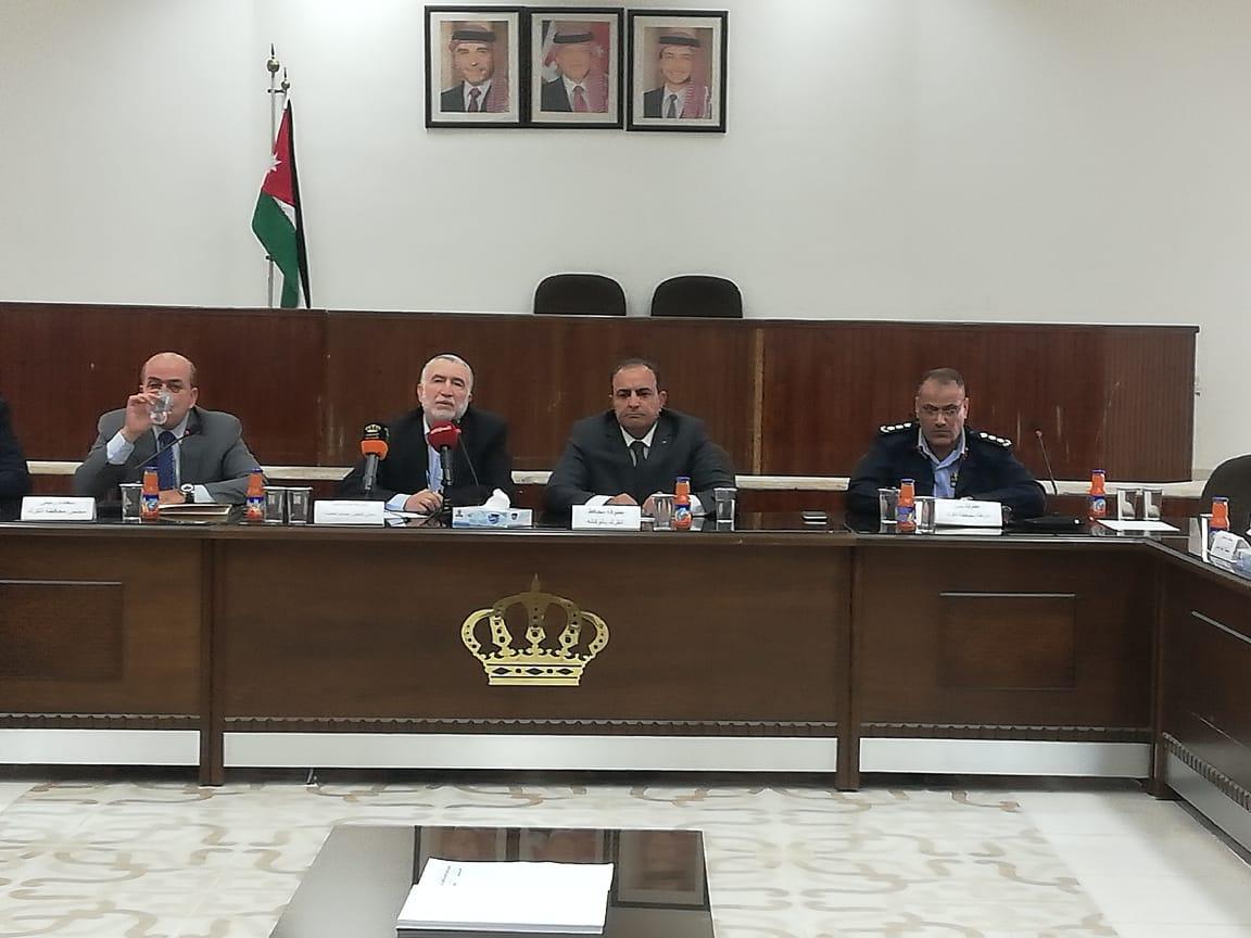 كتلة الإصلاح النيابية تلتقي المجلسين المحلي والتنفيذي في الكرك
