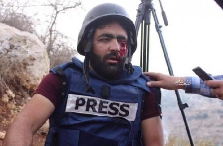 جلالة الملك يوجه بمتابعة الحالة الصحية للمصور الصحفي الفلسطيني معاذ عمارنة