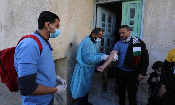 الصحة الفلسطينية: 8 وفيات بكورونا و627 إصابة بالضفة وغزة