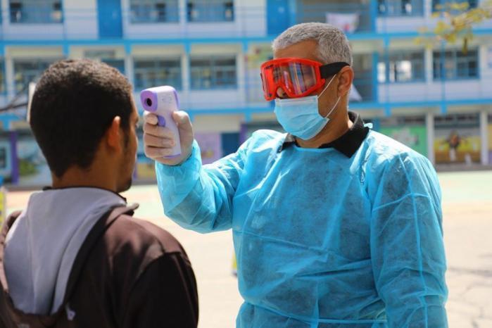 175 إصابة جديدة بفيروس كورونا بغزة
