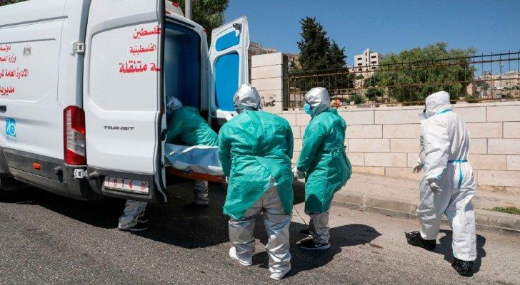 الصحة في فلسطين: 19 وفاة و1826 اصابة جديدة بكورونا