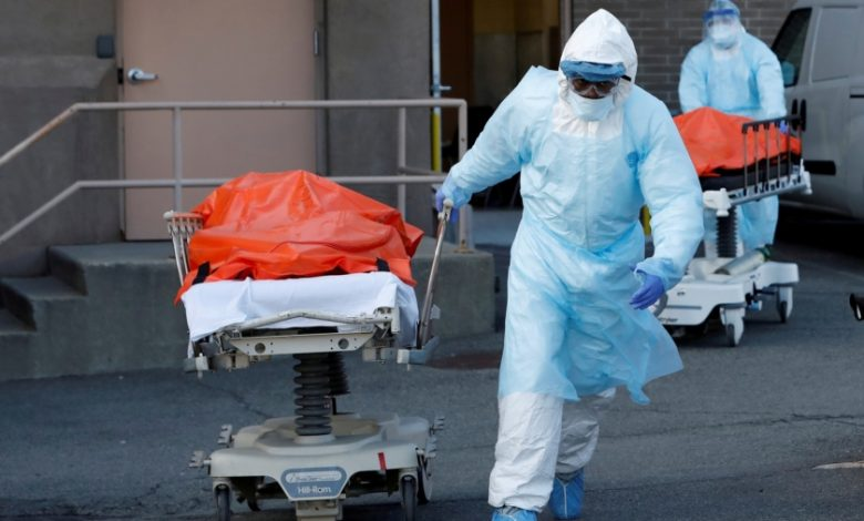 وفيات كورونا بالعالم تقترب من 3 مليون حالة