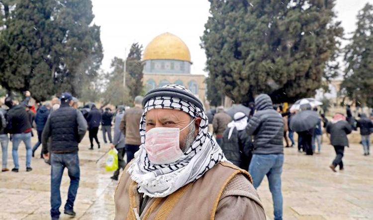 19 وفاة و1774 اصابة جديدة بفيروس كورونا في فلسطين