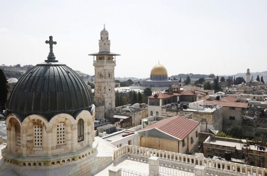 الأردن يدين مضايقة الاحتلال للمسيحيين في القدس
