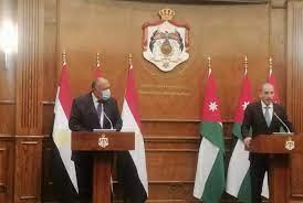 وزير الخارجية: تنسيق مع مصر بشأن استمرار وقف إطلاق النار وإعادة اعمار غزة