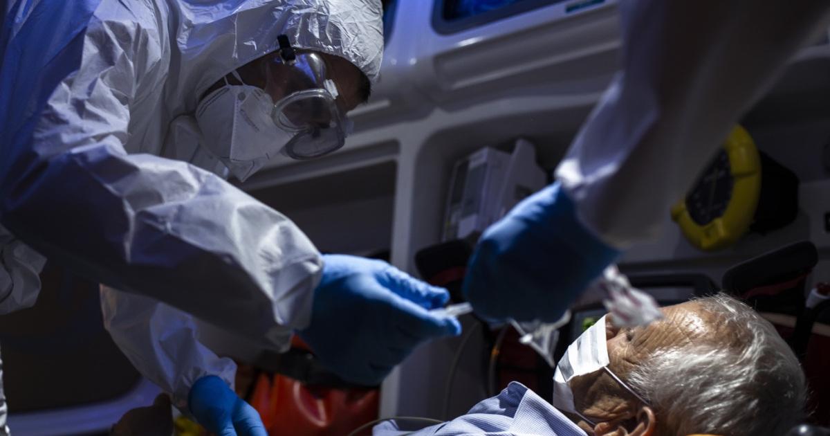 غزة: حالتا وفاة و56 إصابة بفيروس كورونا