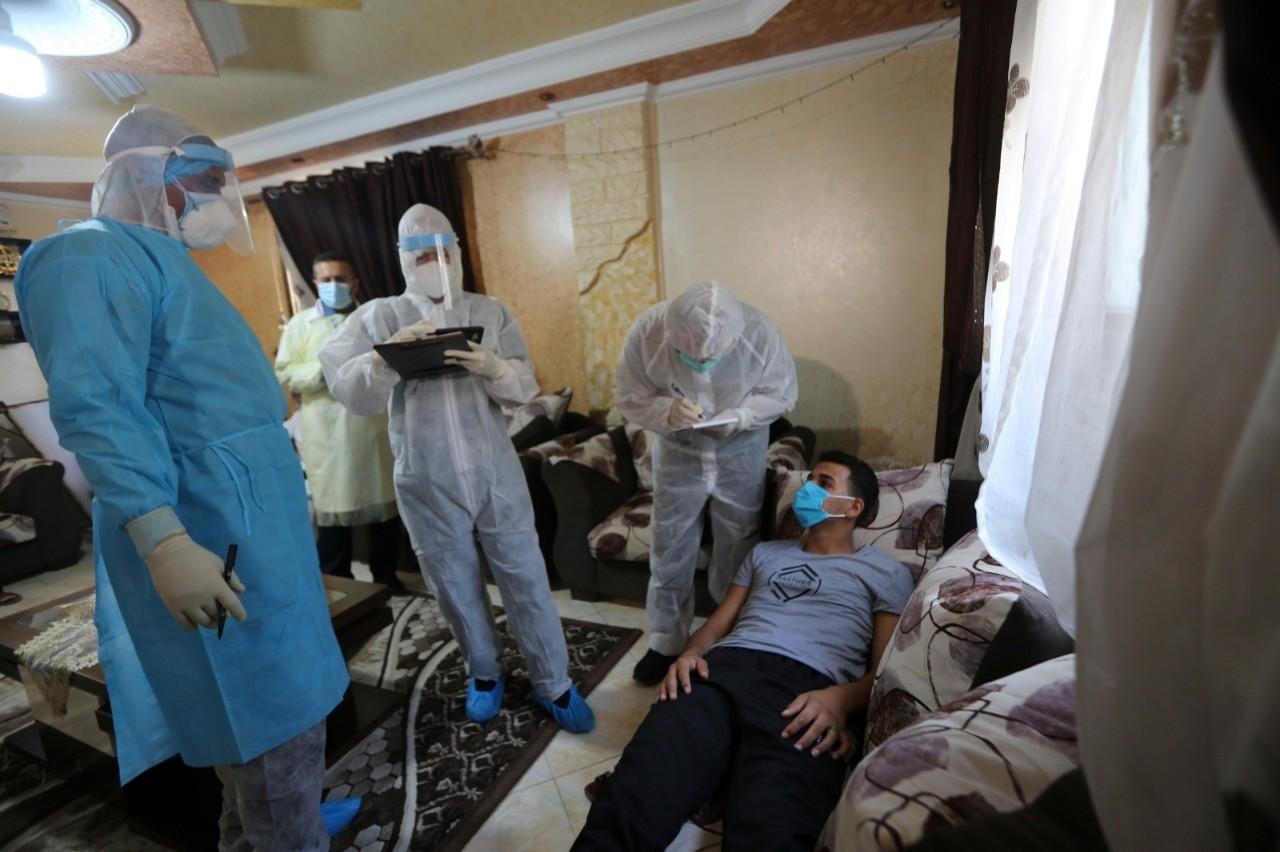 غزة: وفاة و38 إصابة بكورونا خلال 24 ساعة