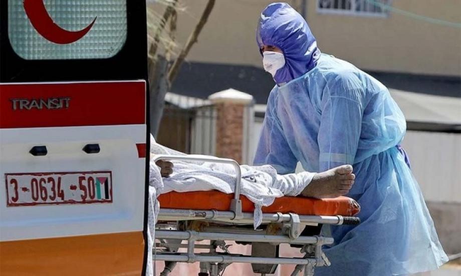 """وفاة و63 إصابة جديدة بفيروس """"كورونا"""" في فلسطين"""