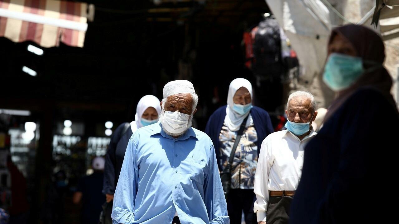 لا وفيات.. 181 إصابة جديدة بكورونا في الضفة وغزة