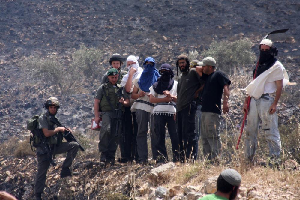 إصابات واعتقالات عقب اعتداء لمستوطنين وسط الخليل