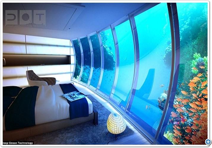 فندق قرص الماء.. أعجوبة أخرى في دبي!..  04